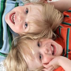 Blond Twins