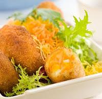 Croquetas de Zanahorias y Cebolla - Cocina Y Receta De Cuba