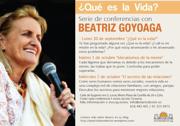 Conferencias bea