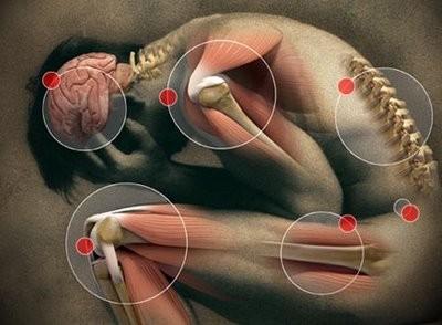 Duele muy fuerte la parte inferior del vientre y la parte inferior de la espalda