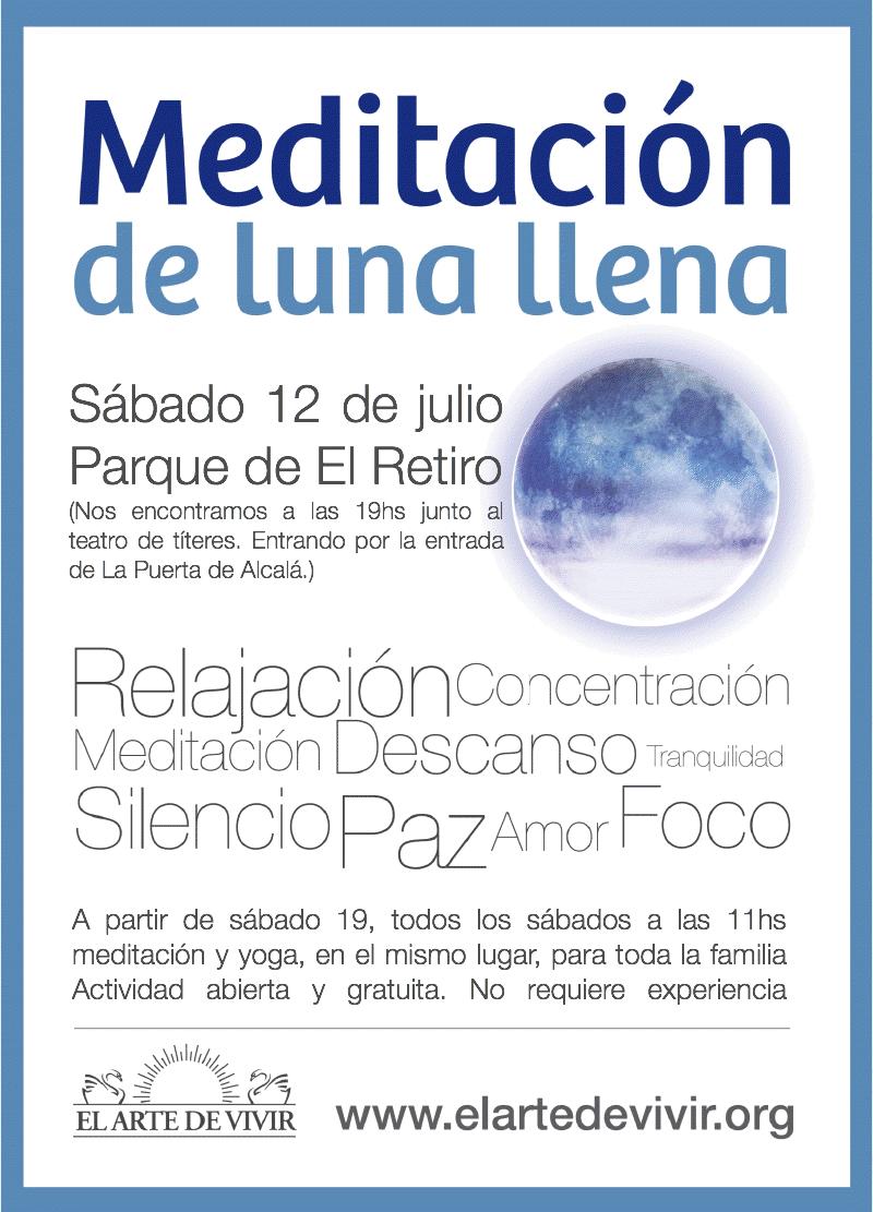 Luna LLena – El Arte de Vivir España
