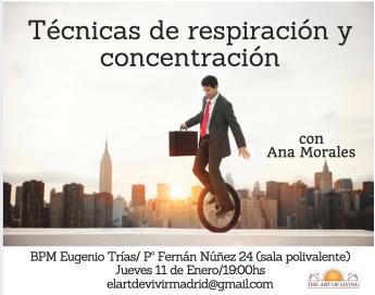 Eugenio Trías 11 de Enero